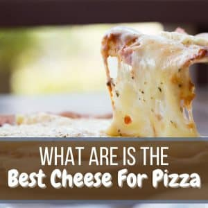 Image showing Best Cheese for pizza