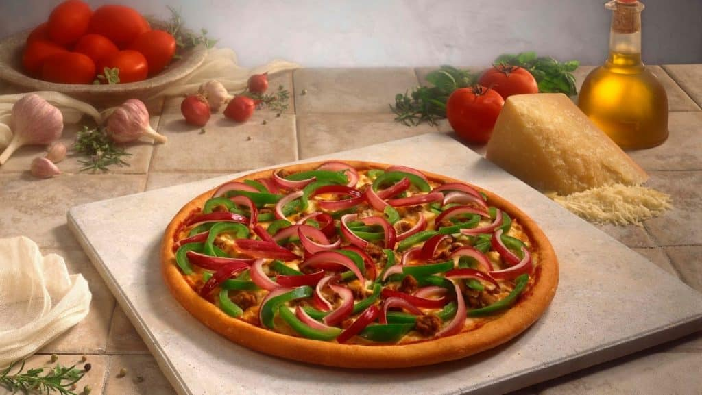 Image with the best pizza stone showing