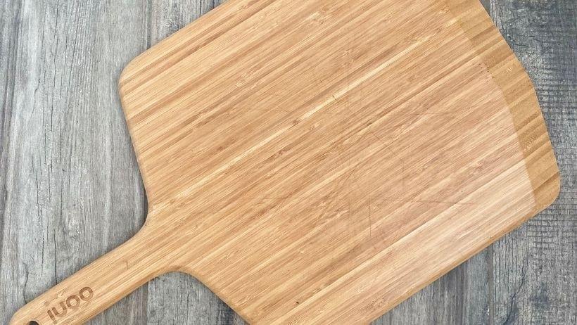 Wood Pizza Paddle