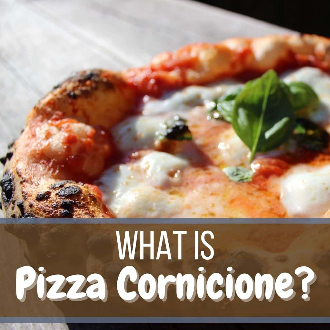 Image to show what Pizza Cornicione is