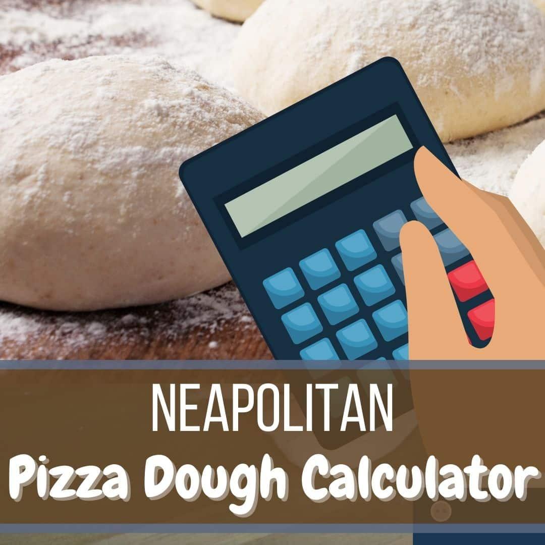 Pizza Dough Calculator
