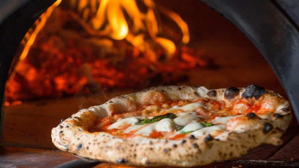 Pizza Oven Temperature