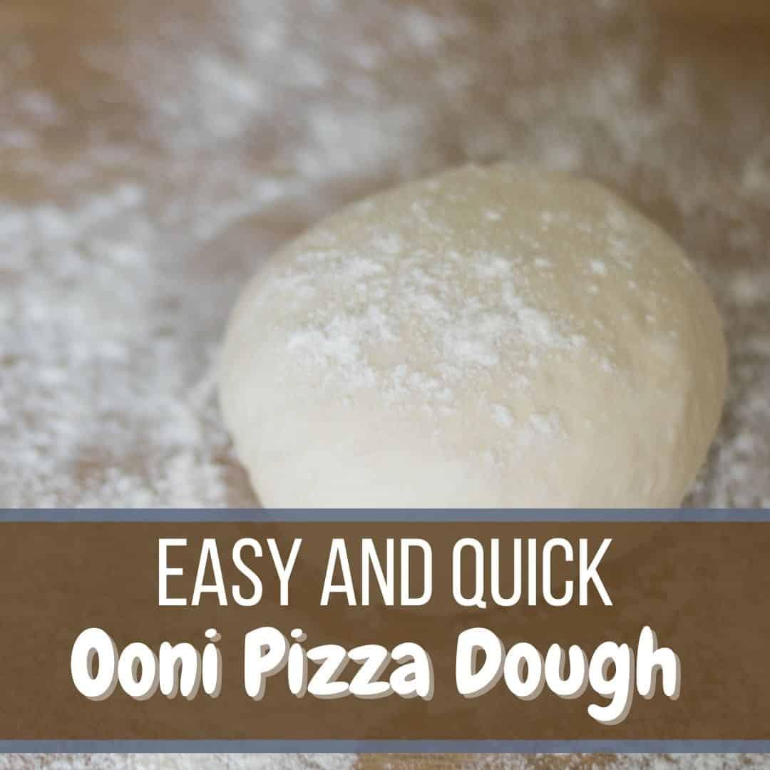 Quick Ooni PIzza Dough Recipe